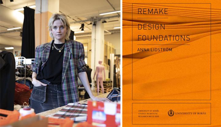 Anna Lidström , Textile & Fashion 2030